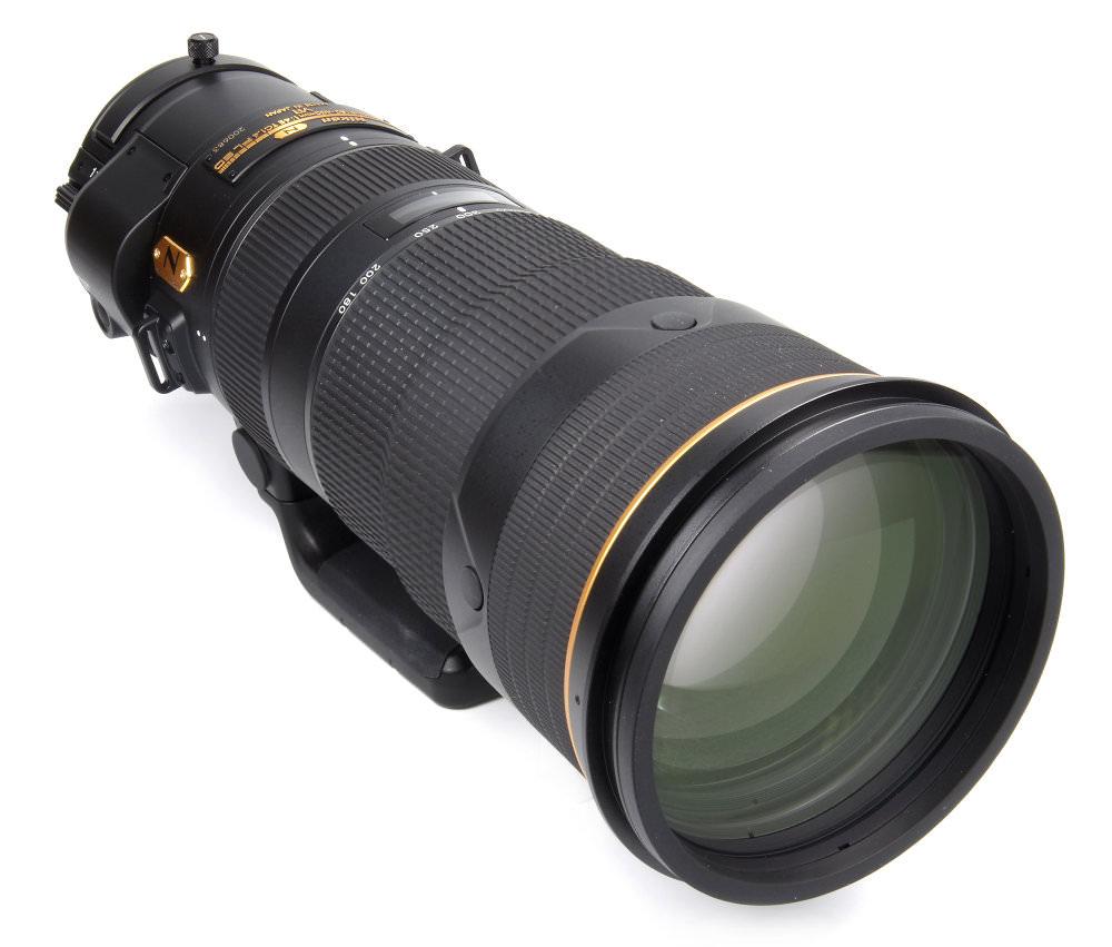 Nikon AF-S NIKKOR 180-400mm f/4E TC1.4 FL ED