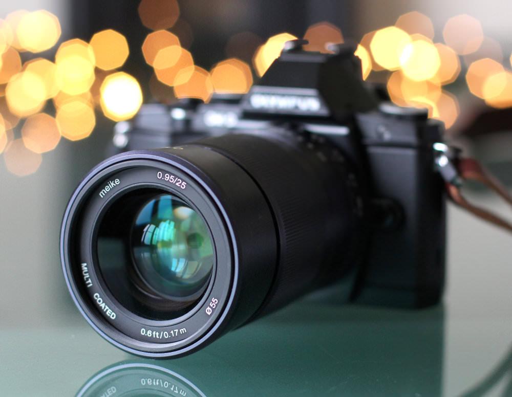 MEIKE 25mm F0 95 MFT Lens (2)