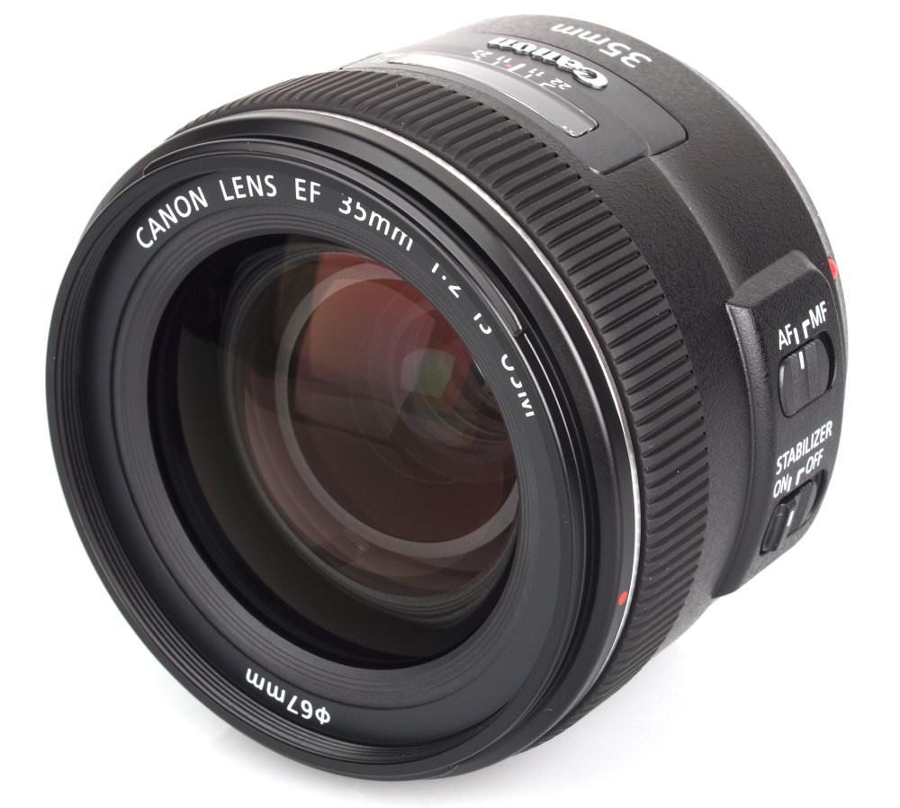 Canon Ef 35mm F2 Is Usm Lens (1)