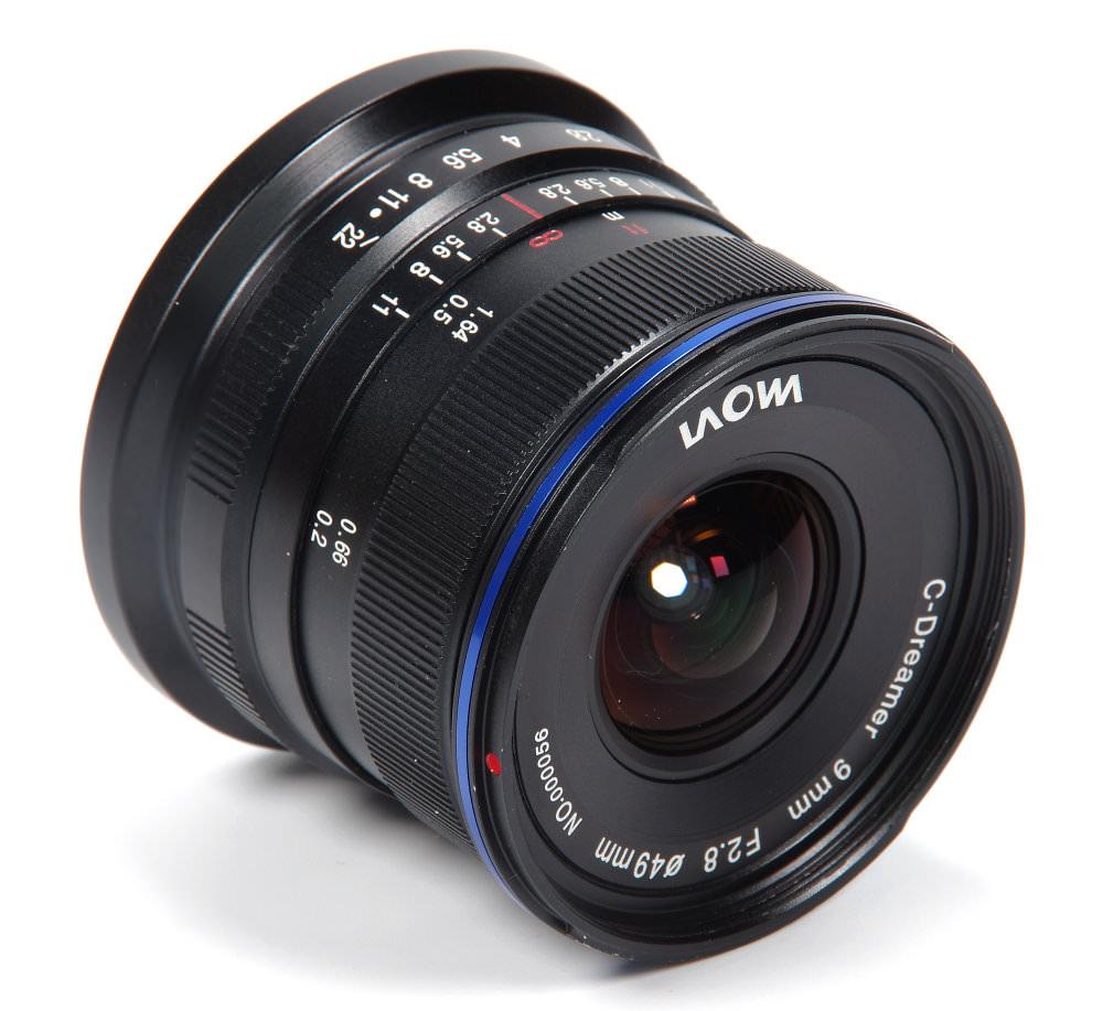 Laowa C-Dreamer 9mm f/2.8 Zero-D