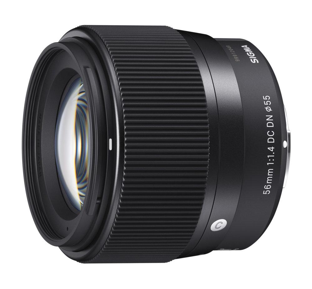 56mm f/1.4 DC DN C