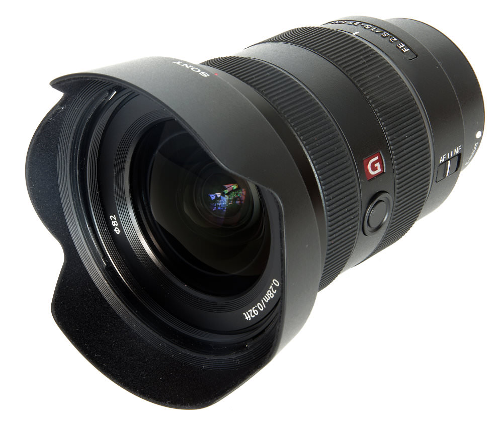 Sony FE 16-35mm f/2.8 G Master