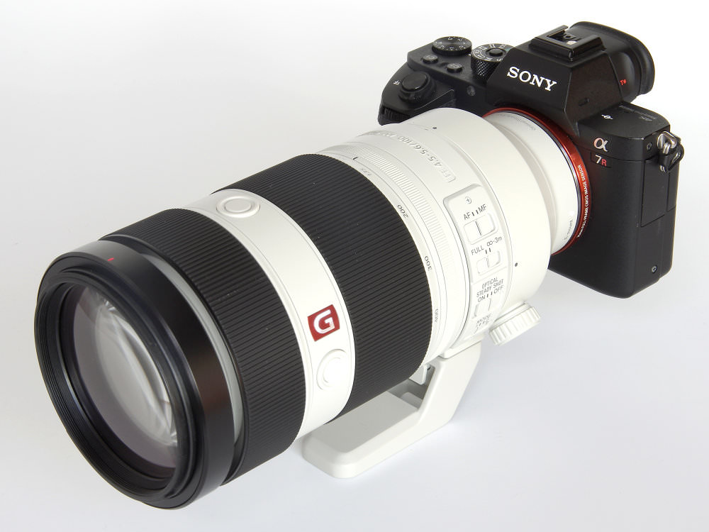 Sony FE 100-400mm f/4.5-5.6 G Master OSS