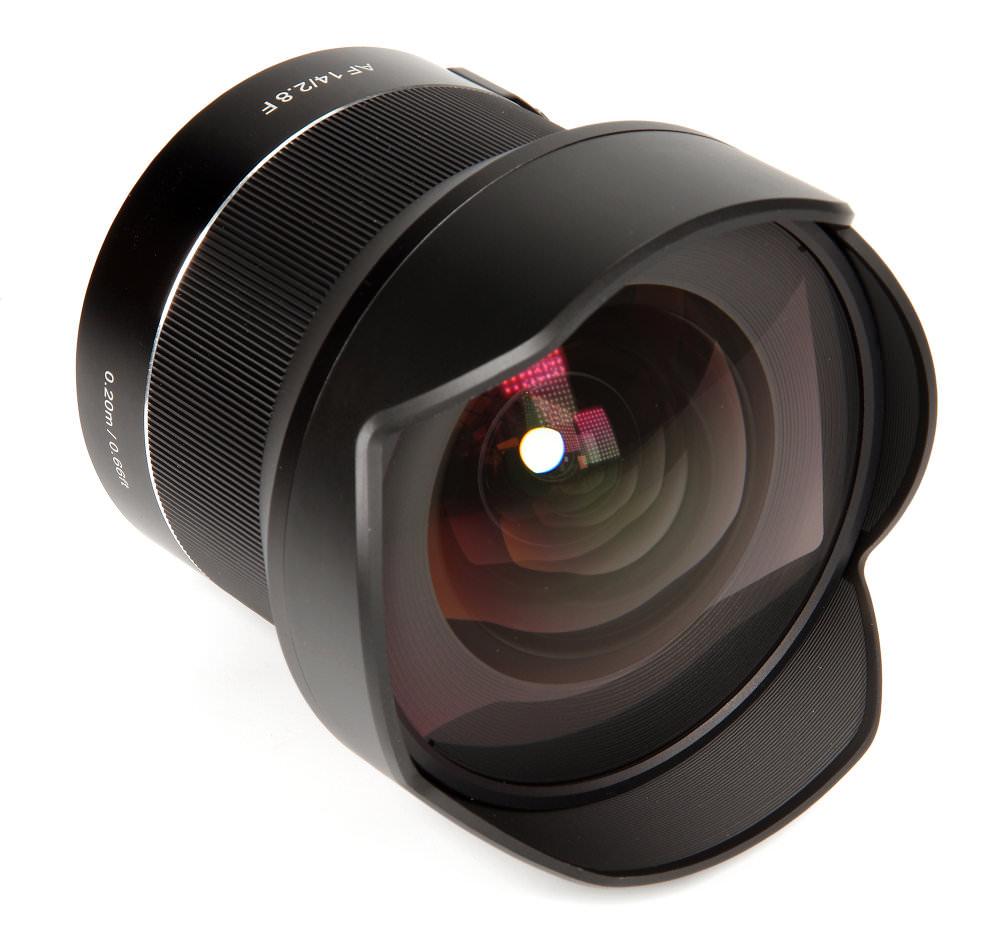 Samyang AF 14mm f/2.8 F Lens