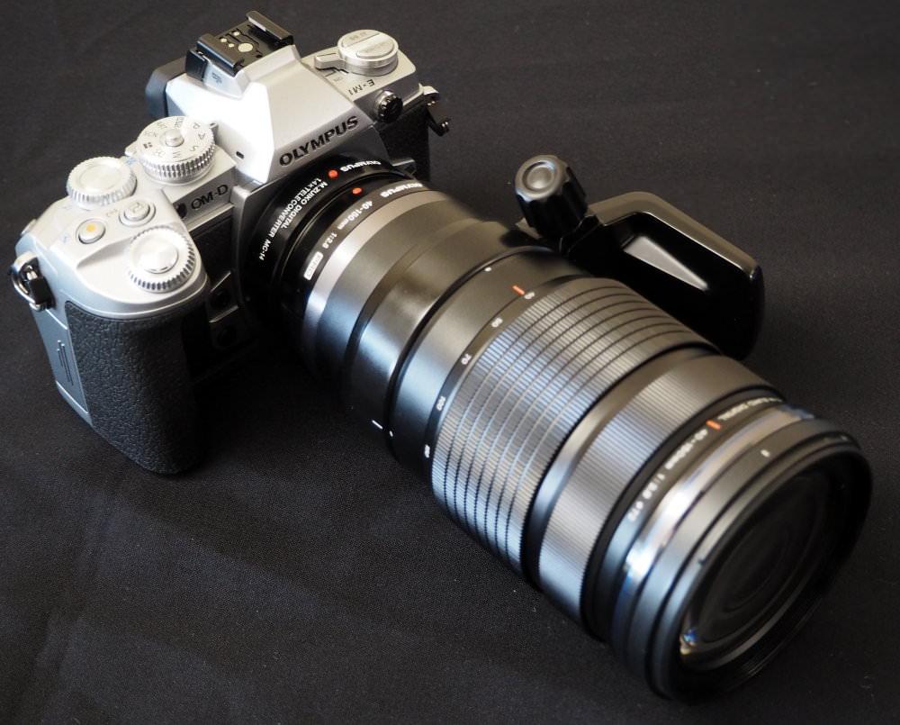 Olympus M Zuiko 40 150mm PRO Lens (4)
