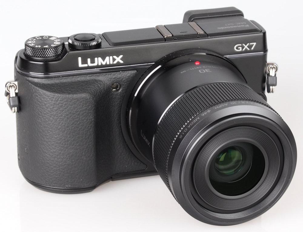 Panasonic Lumix G 30mm Macro F2 8 Lens (2)