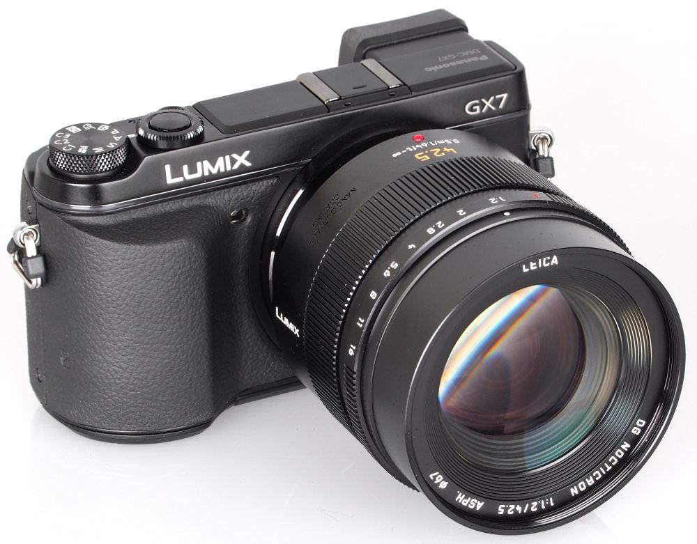 Panasonic Lumix GX7 Leica DG Nocticron 42 5mm F1 2 Asph (1)