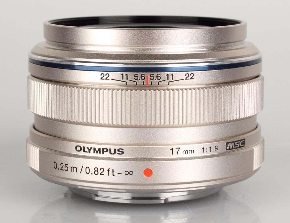 Olympus M Zuiko 17mm F1 8 Msc Lens (1)