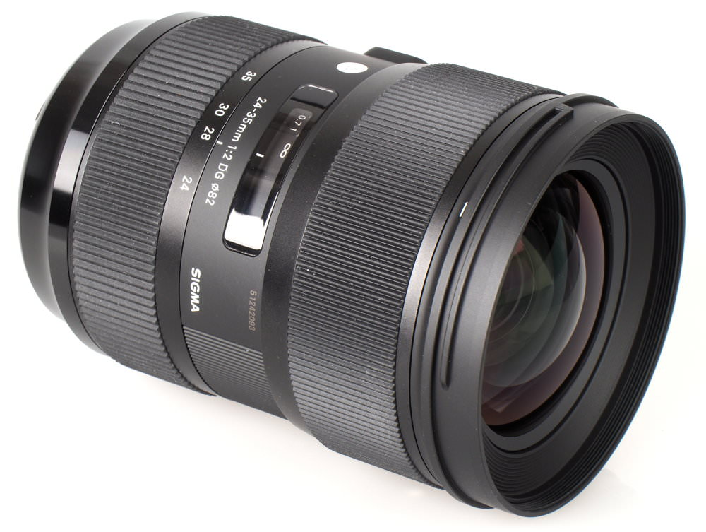 Sigma 24 35mm F2 DG Art Lens (5)