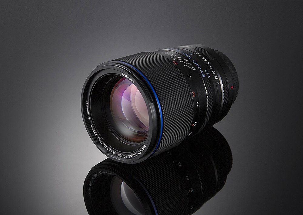 Laowa 105mm f/2 T3.2 Smooth Trans Focus Lens