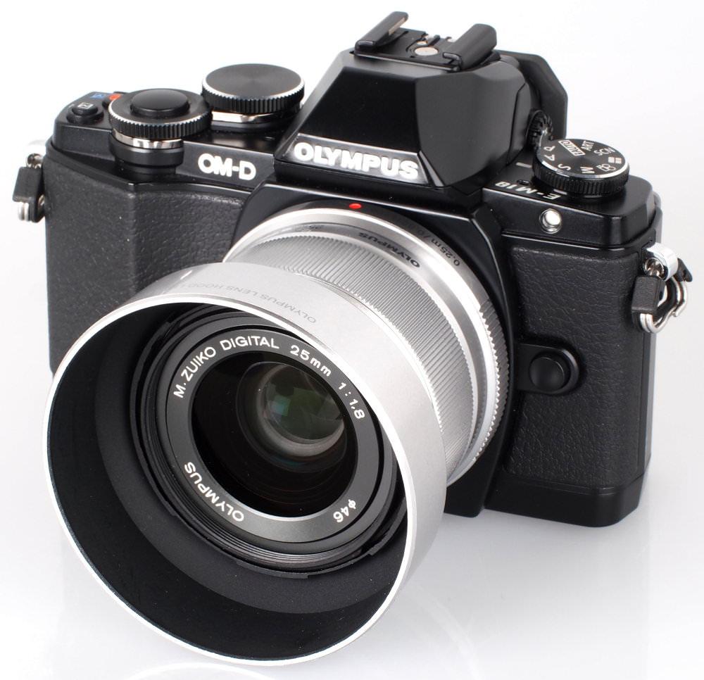 Olympus M Zuiko 25mm F1 8 Lens (10)
