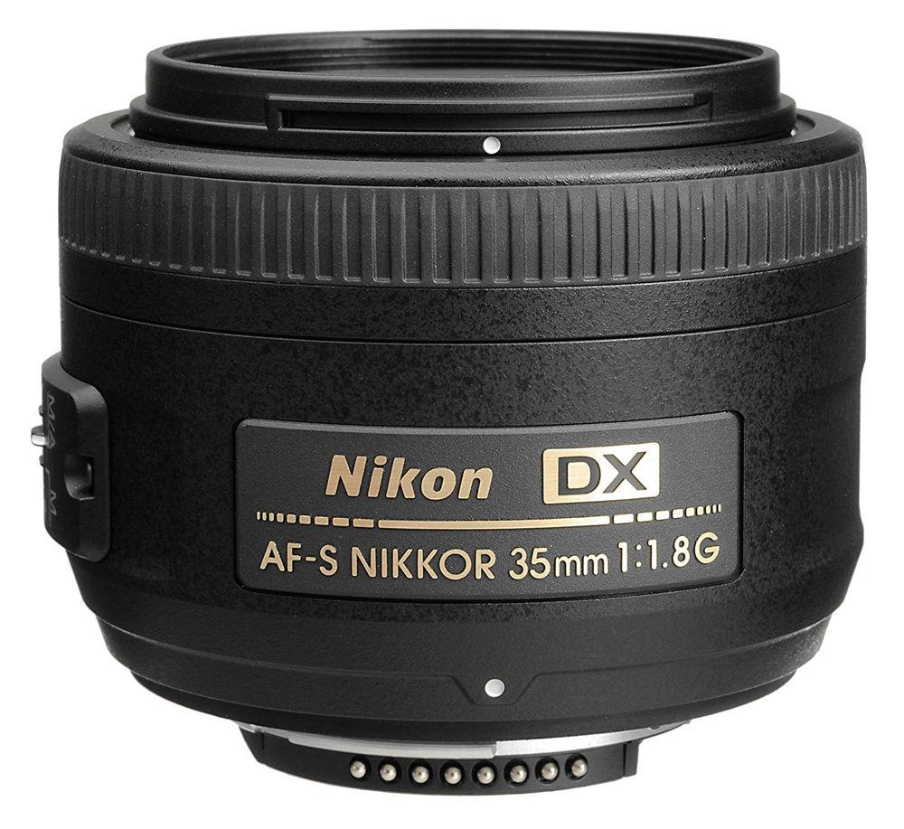 Nikon Dx 35mm 1 8 G