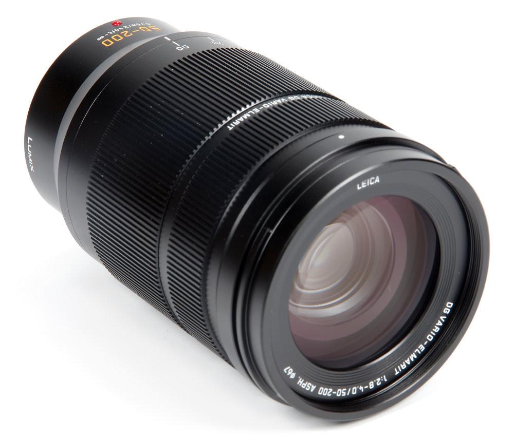 Panasonic Leica DG Vario-Elmarit 50-200mm f/2.8-4.0 ASPH