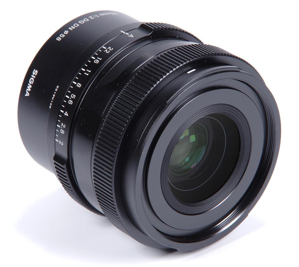 Sigma 35mm f/2 DG DN Contemporary