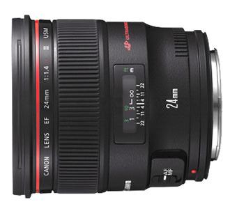 EF 24mm f1.4L II USM