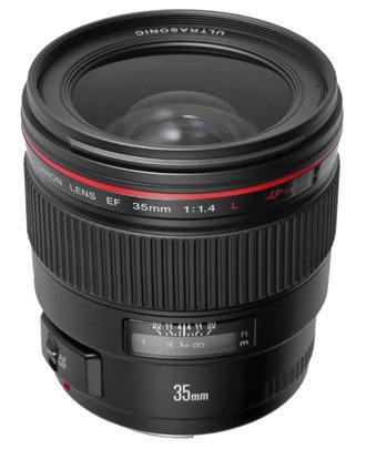 EF 35mm f/1.4 L USM