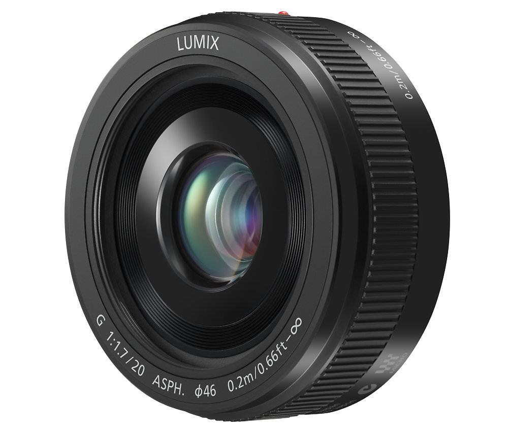 Lumix G 20mm f/1.7 II Pancake