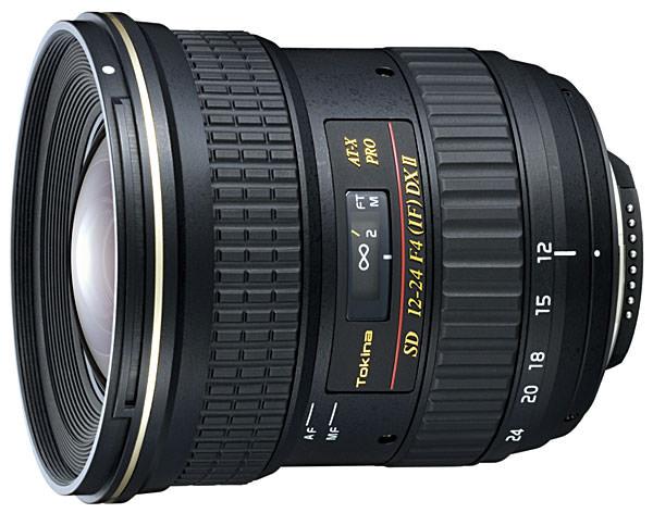 Tokina 12-24mm lens