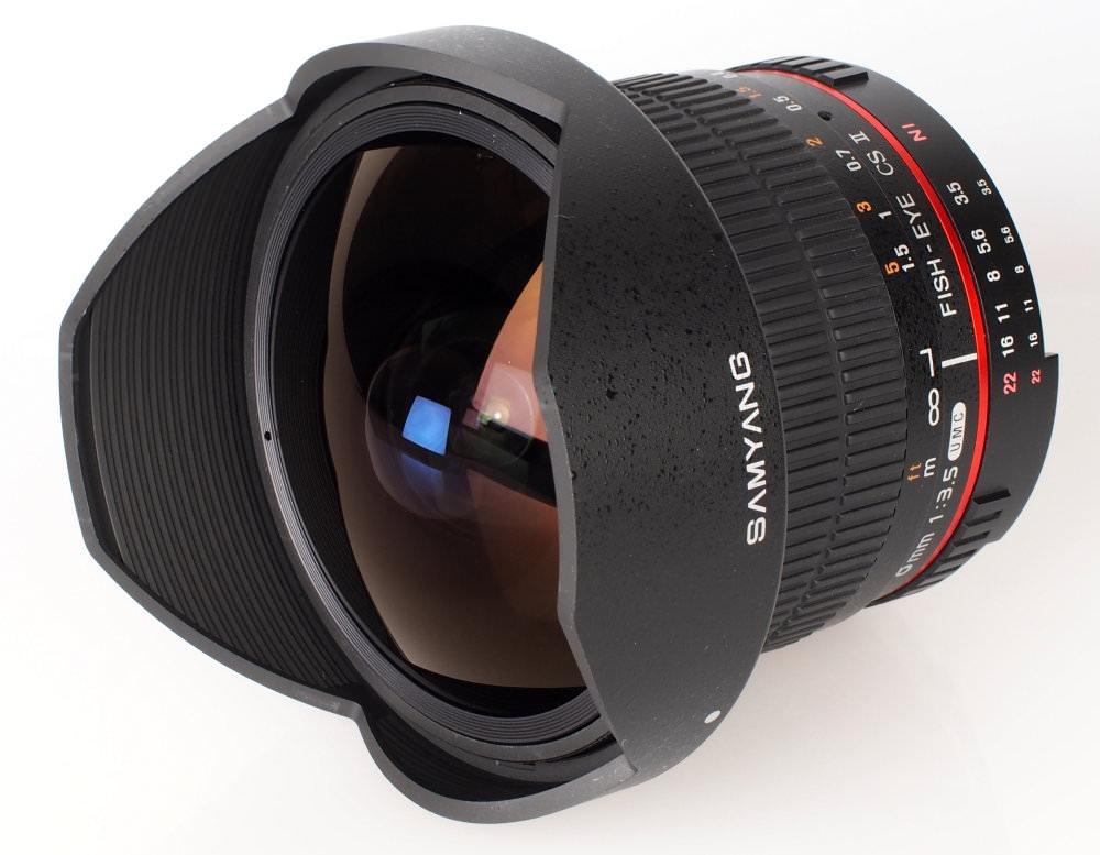 Samyang 8mm Fish Eye CS II UMC Nikon AE (4)