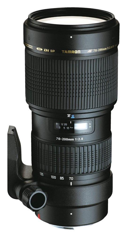 Tamron SP 70-200mm AF F/2.8 Di LD (IF) Macro for Sony/Minolta