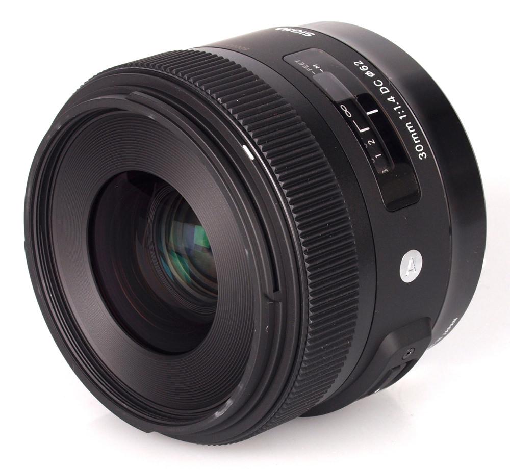 Sigma 30mm f/1.4 DC HSM A Lens
