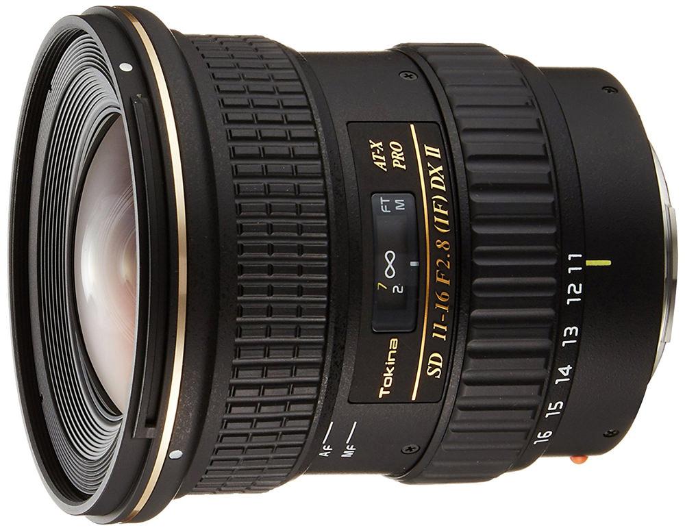 Tokina AF 11-16mm f/2.8 AT-X 116 PRO DX