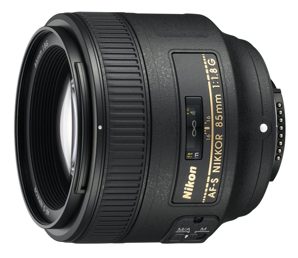 Nikon AFS8518G Large