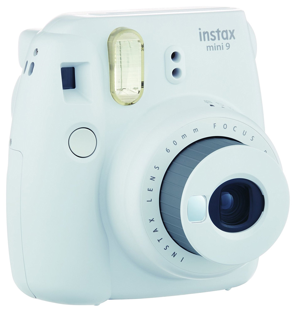 FUJI instax Mini 9 Camera with 10 Shots