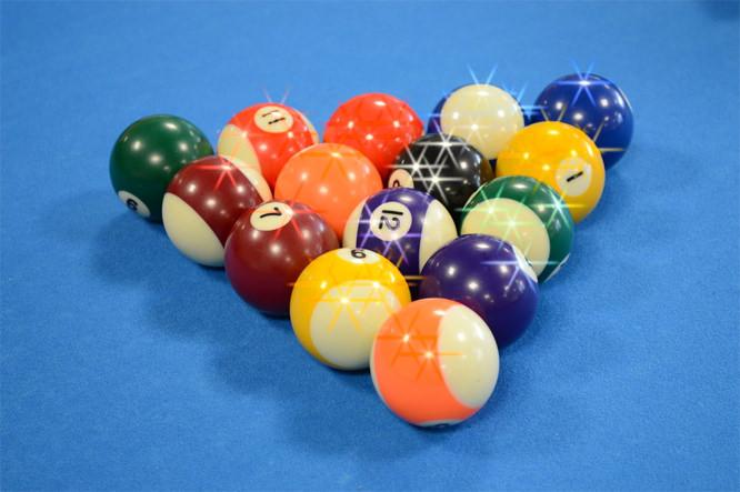 poolballs starburst