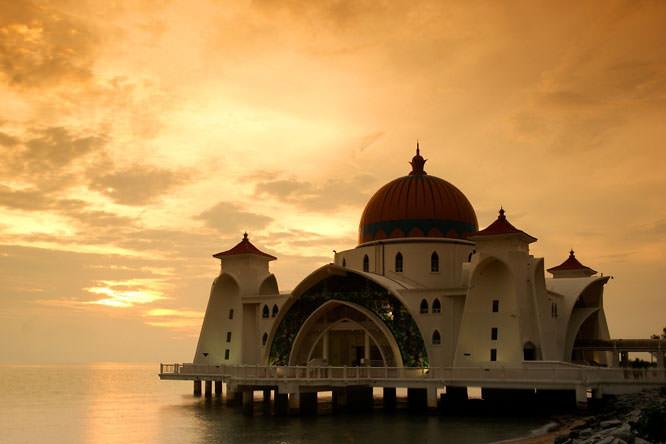 Majlis Selat, Melacca Island