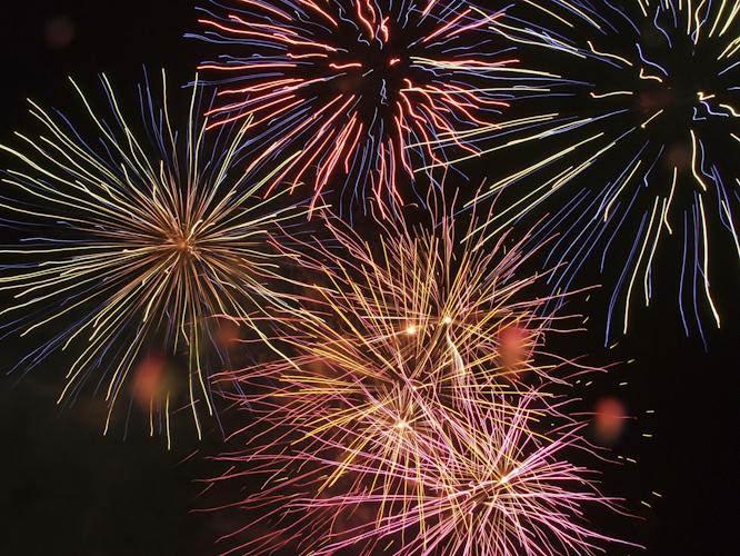 Pete fireworks