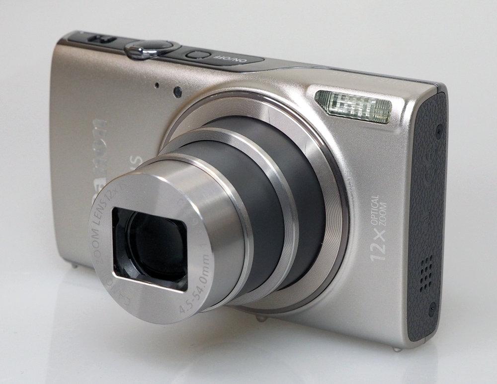 Canon IXUS 285 HS Silver (4)
