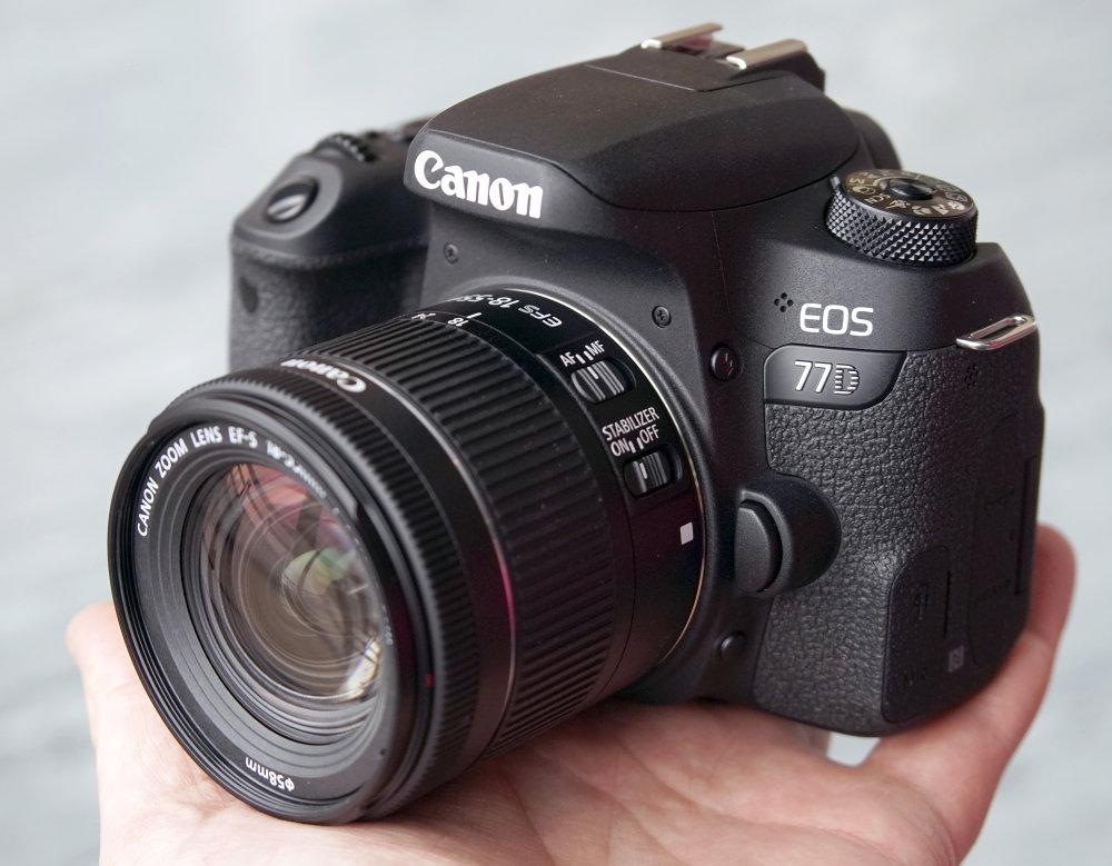 Canon EOS 77D DSLR (21)