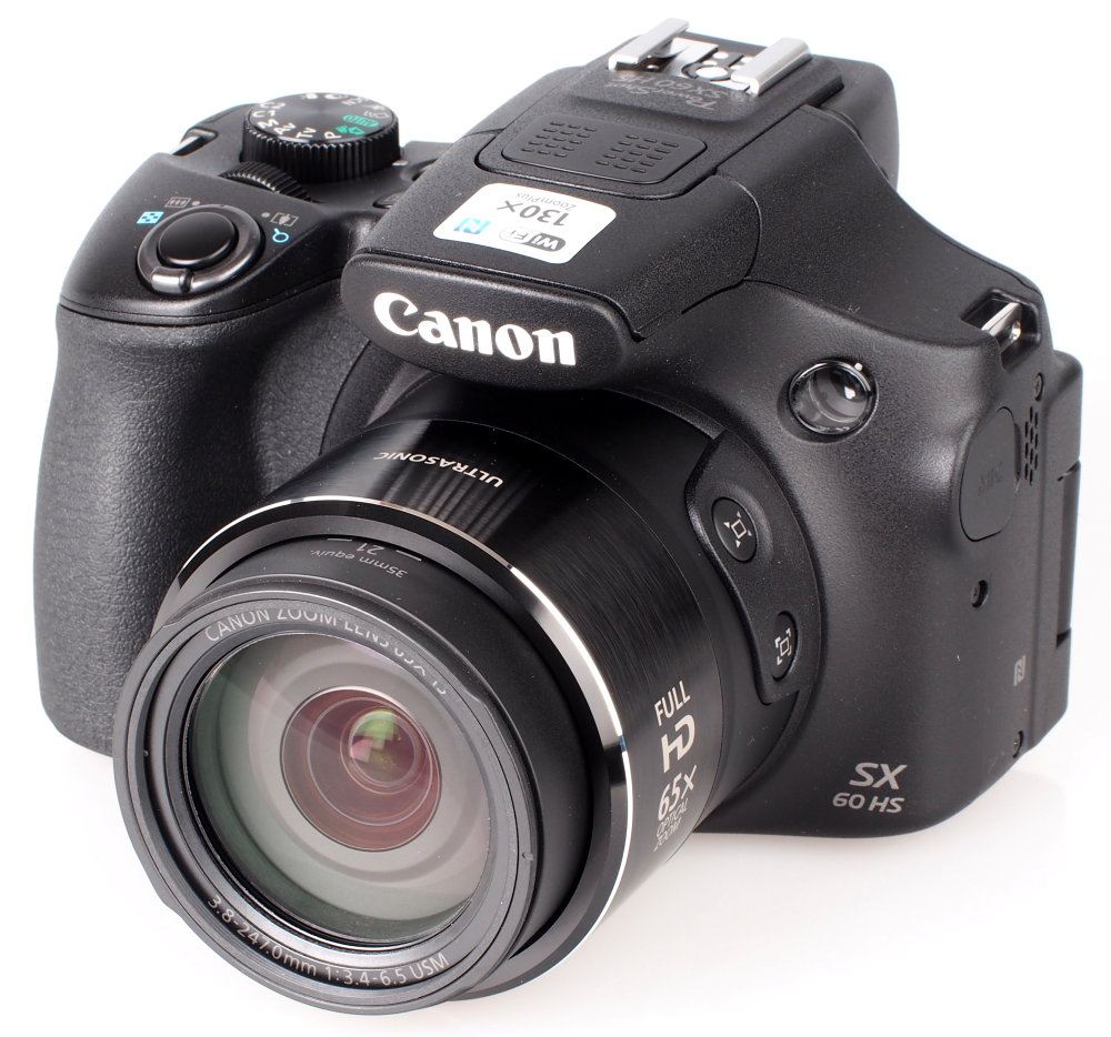 Canon Powershot SX60 HS (3)