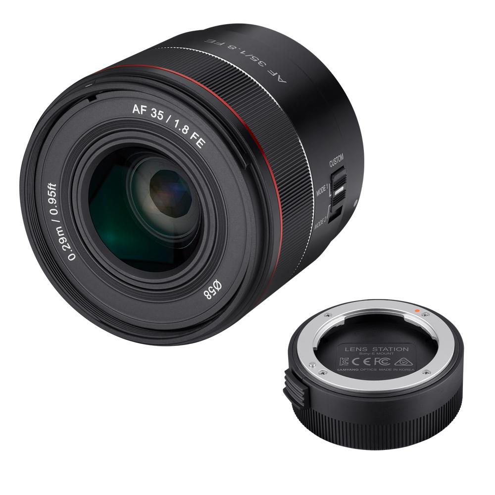 Samyang AF 35mm f/1.8 FE Lens