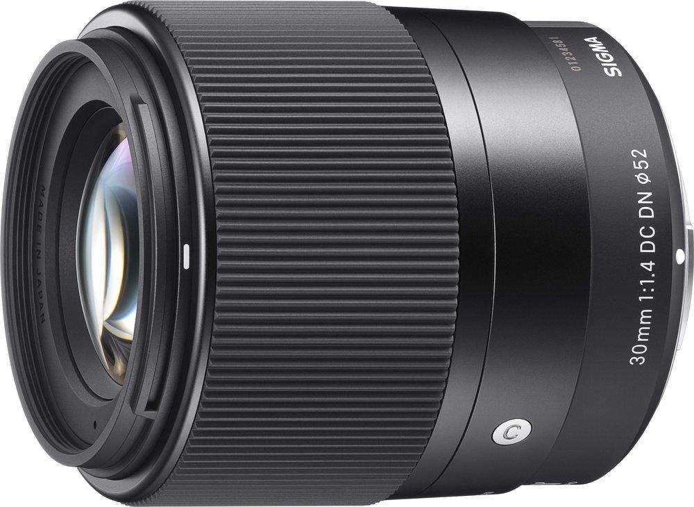 SIGMA 30mm F/1.4 DC DN | C Lens