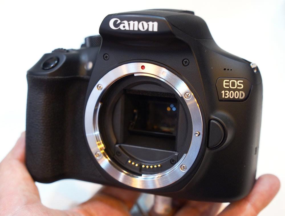 Canon EOS 1300D DSLR (4)