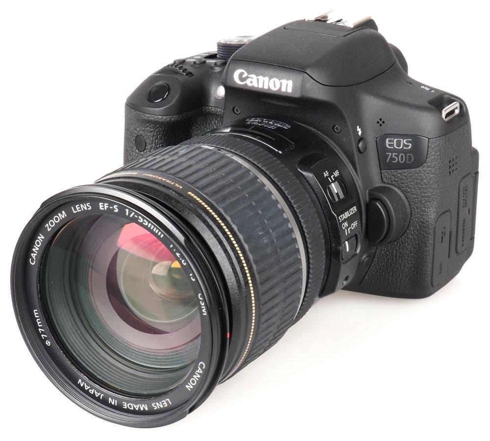 Canon EOS 750D (3)