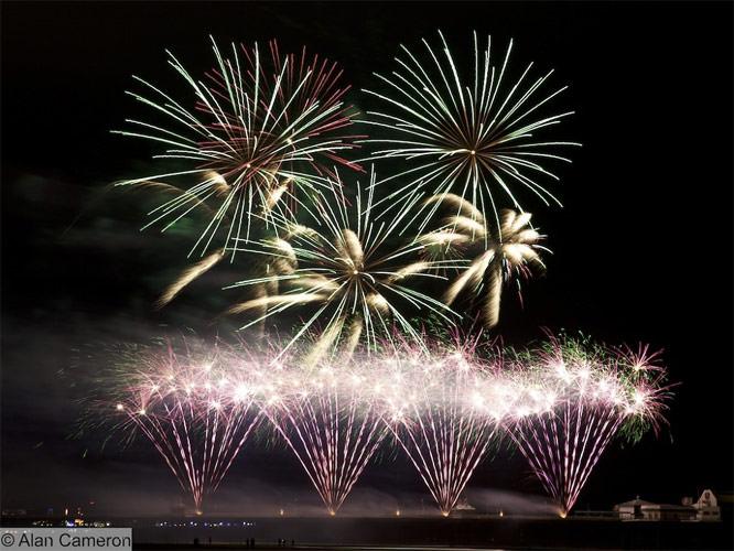 World Championship Fireworks