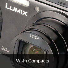 Top 11 Best Wi-Fi Compact Cameras