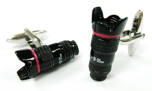 Lens Cuff Links
