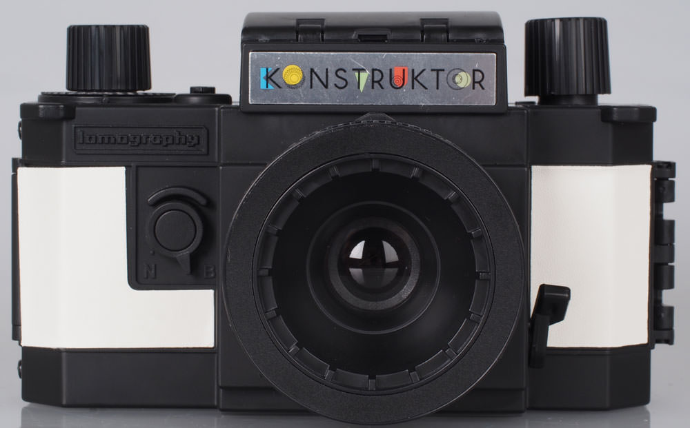 Lomography - Konstruktor DIY Kit with New Flash