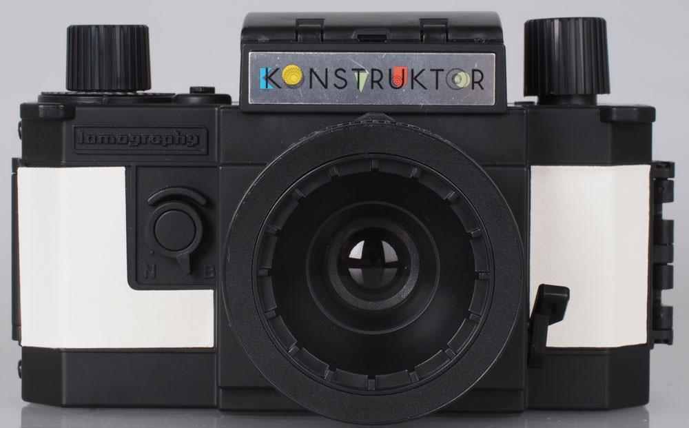 Lomography - Konstruktor DIY Kit with New Flash