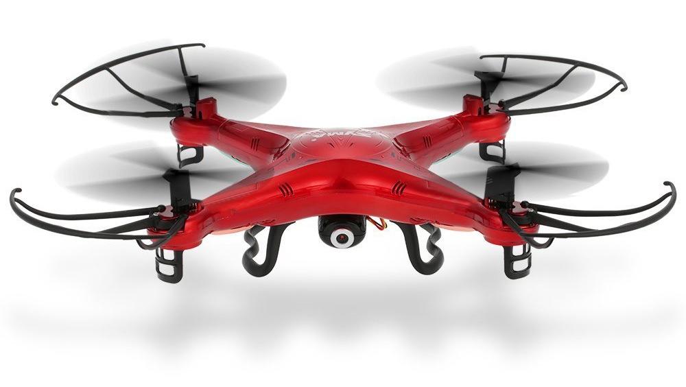GoolRC Syma X5C Drone 2.0MP HD Camera Drone