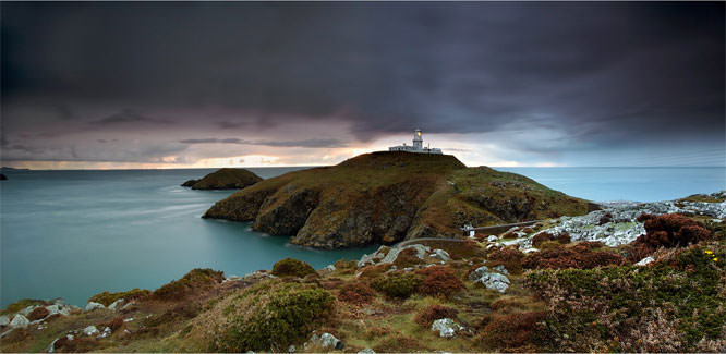 Strumble Head Lighthouse be jeanie