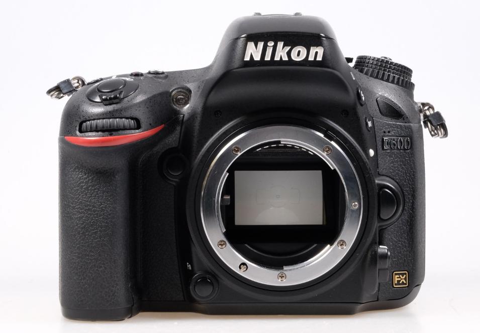 Used Nikon D600 DSLR Camera Body