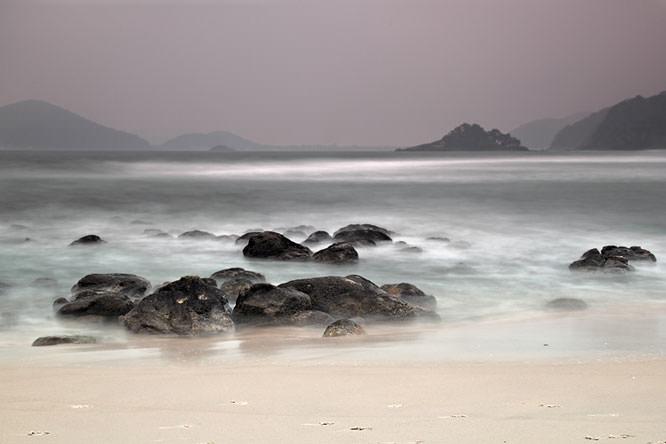 Sitio de Sampedro beach II