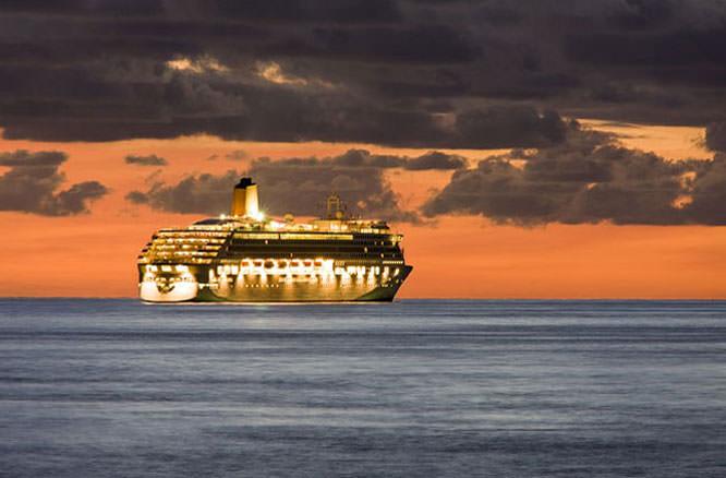 Boat ocean