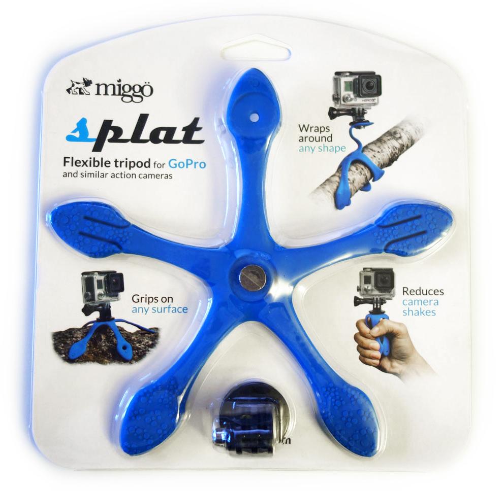 Miggo Splat DSLR And Compact Flexible Tripods