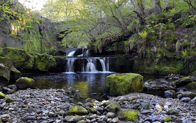 Garell Glen Kilsyth Scotland